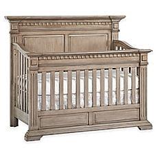 Image Of Kingsley Venetian 4 In 1 Convertible Crib In Driftwood