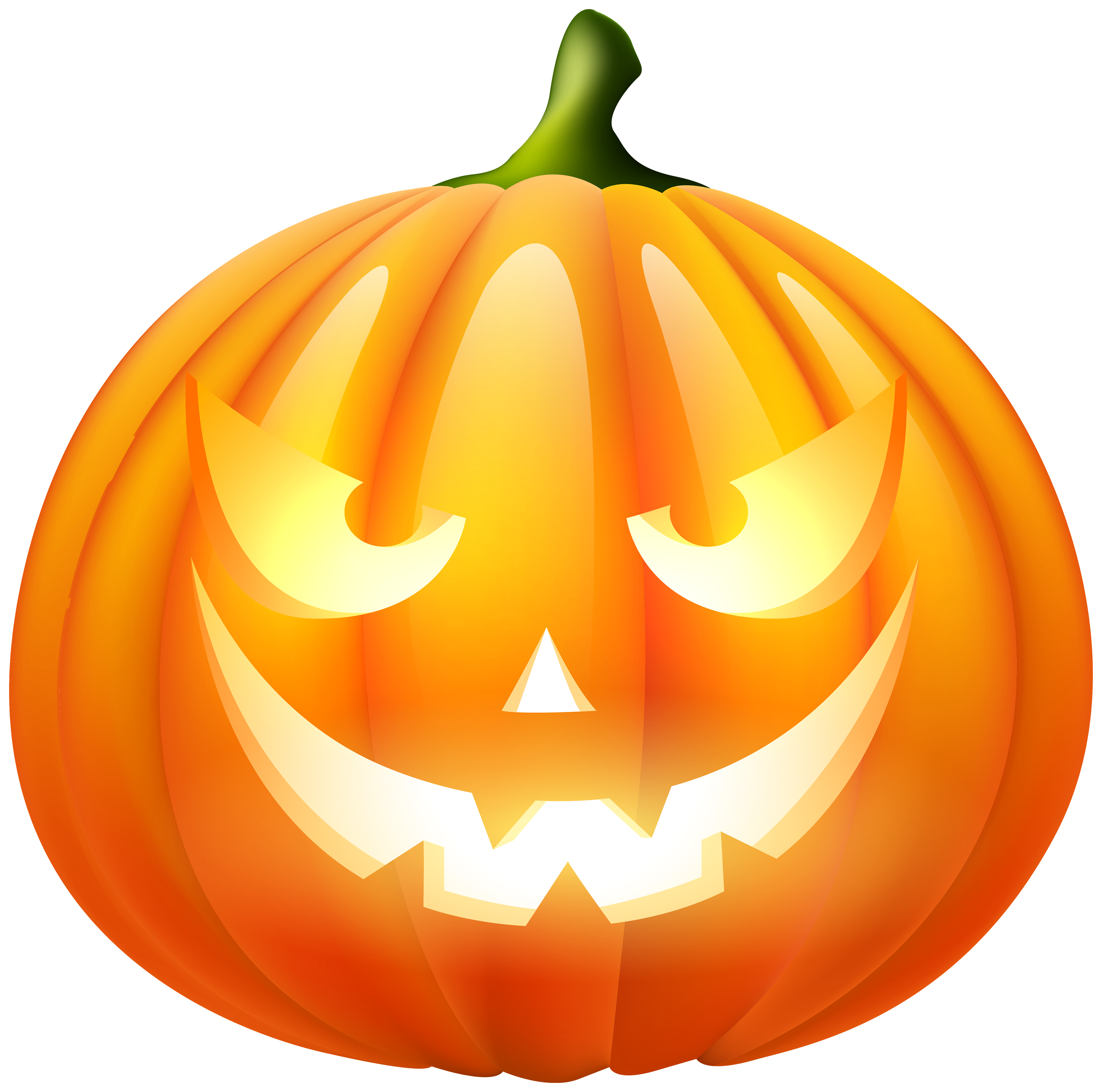 Halloween Pumpkin PNG Clipart Image | Gallery Yopriceville - High ...