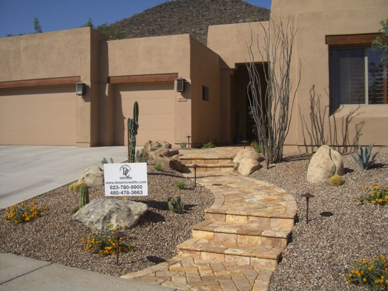 I Would Love Xeriscape My Front Yard And Eliminate The Grass