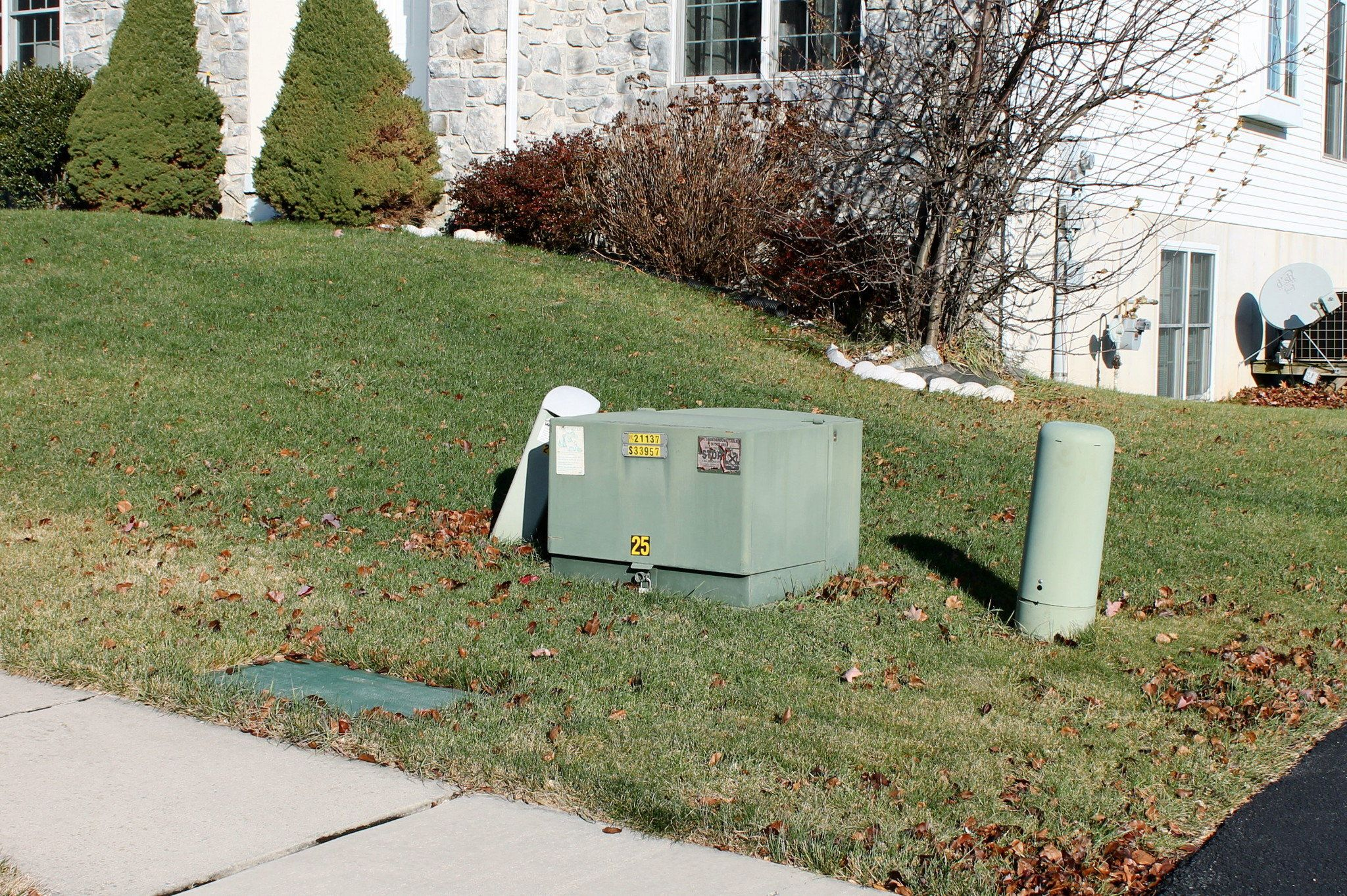 What To Plant In Front Of A Utility Box Gardening Q A With George Weigel Electric Box Utility Box Electrical Box Cover