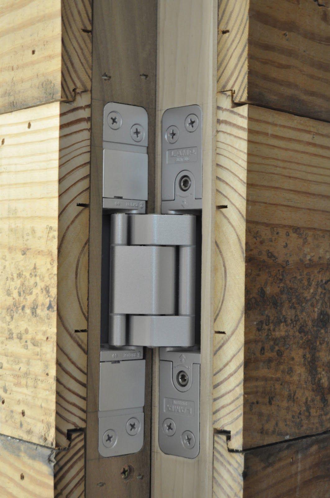 hidden doors, secret rooms, and the hardware that makes it