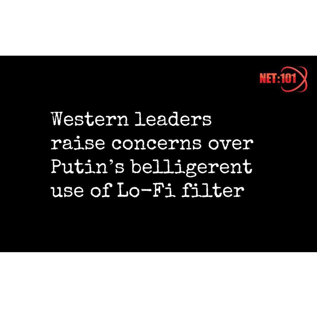 #satire #parody #humor #putin#net101 #socialmedia