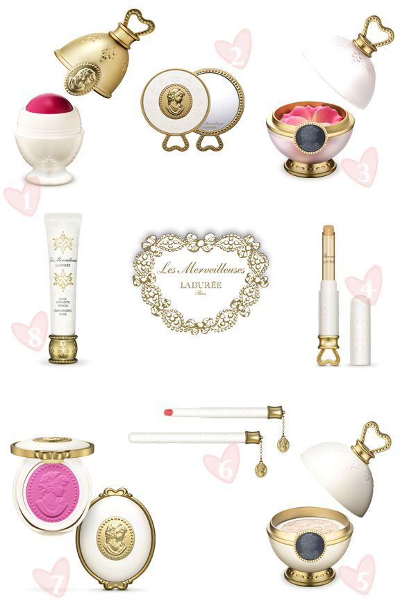 Les Merveilleuses De Laduree Http Www Lm Laduree Com Laduree Makeup Makeup Package Free Makeup Samples