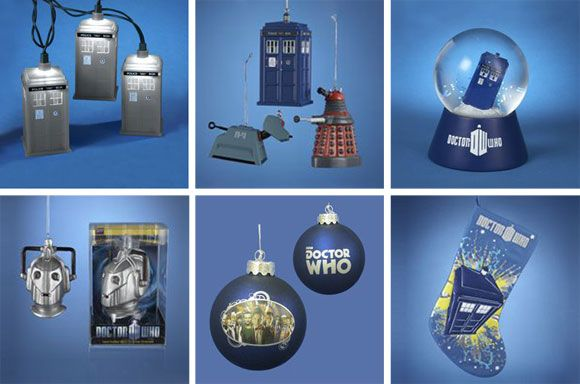 Doctor Who Glass Tree Decoration T Shirt Ornament... A very Doctor Who  Christmas - Doctor Who Glass Tree Decoration T Shirt Ornament... A Very Doctor