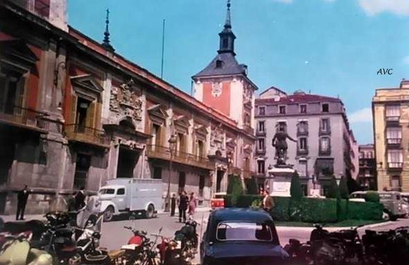 PLAZA DE LA VILLA - 1960