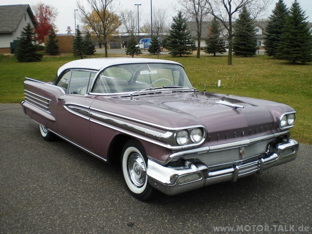 Oldsmobile Cars: 1958 Oldsmobile 98
