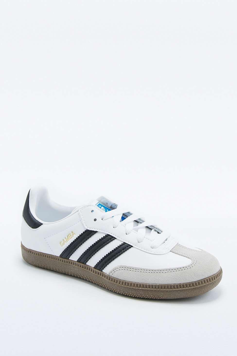 d6946ed160 ... canada adidas originals samba white gumsole trainers e98a1 307ad