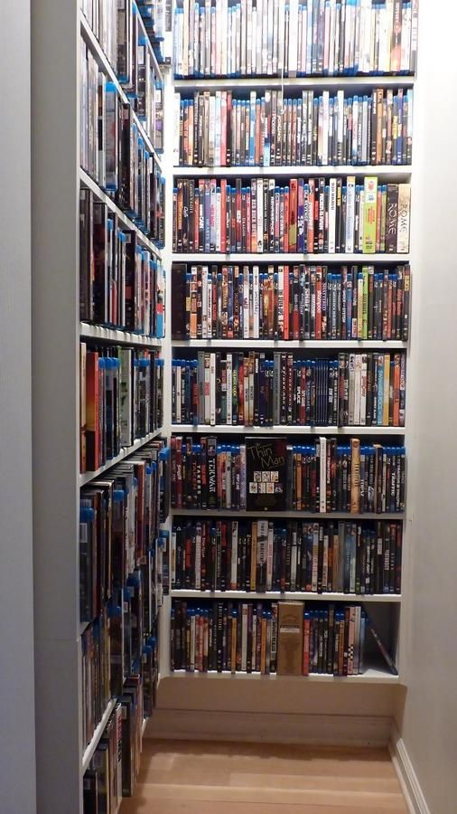 Blu Ray Storage Room (2) #bluray