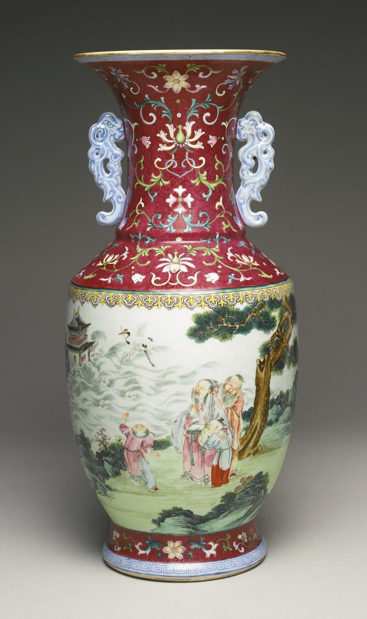 vase ||| sotheby\u0027s n09006lot6zcfren | ASIAN/ORIENTAL STYLE ...