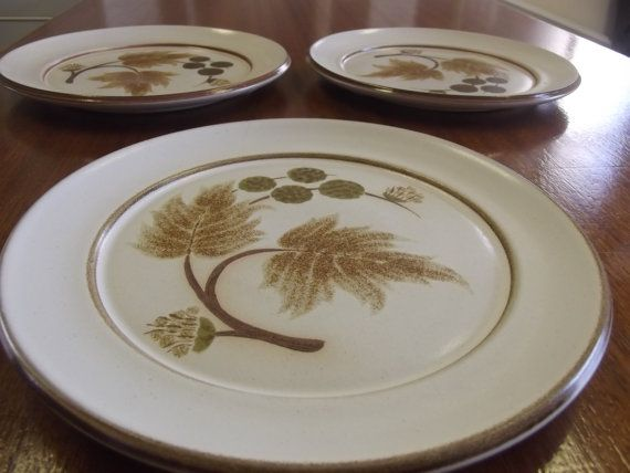 retro Denby cotswold side plate : denby cotswold dinnerware - pezcame.com