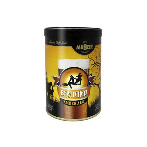 Bewitched Amber Ale Home Brewing Beer Malt Beer Beer Brewing Kits