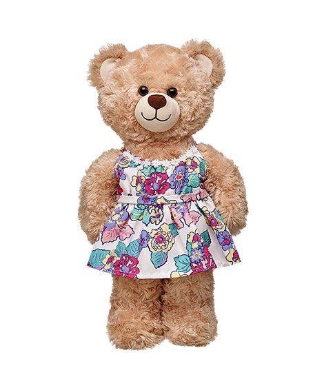 Pastel Flower Dress Build A Bear
