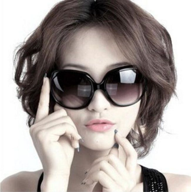 5b0060872a News Womens Fashion Polarized Sunglasses Oversized Retro Designer Eyewear  Shades
