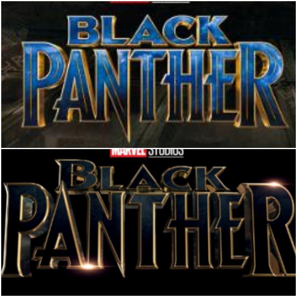 Black Panther Movie Logo – Idea di immagine del eroe