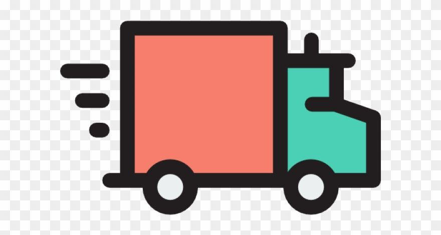 Truck Clipart Transparent Background Delivery Truck Cartoon Png Cartoons Png Clip Art Cartoon