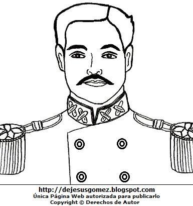 Resultado De Imagen Para Dibujo De Alfonso Ugarte Para Colo Dibujo