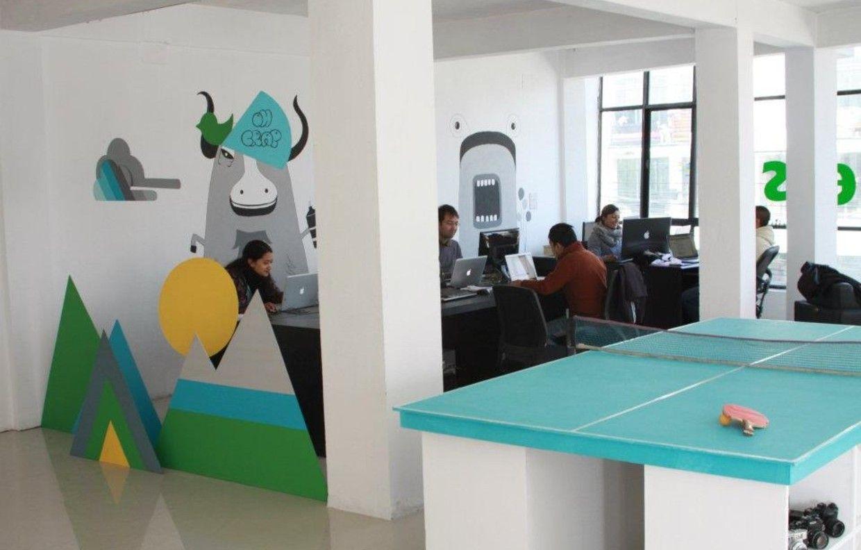 Coworking Space Kazi Studios Kathmandu Nepal Office Space Design Coworking Space Shared Office