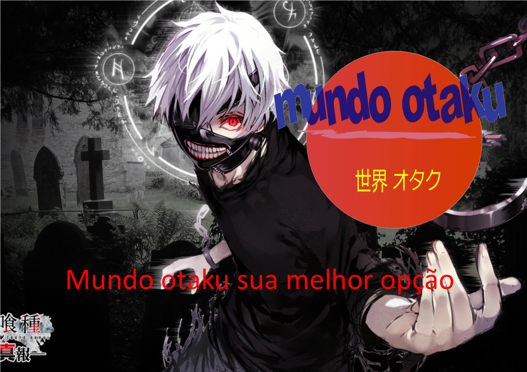 compre seus animes no mundo otaku ou   encomende o seu favorito.