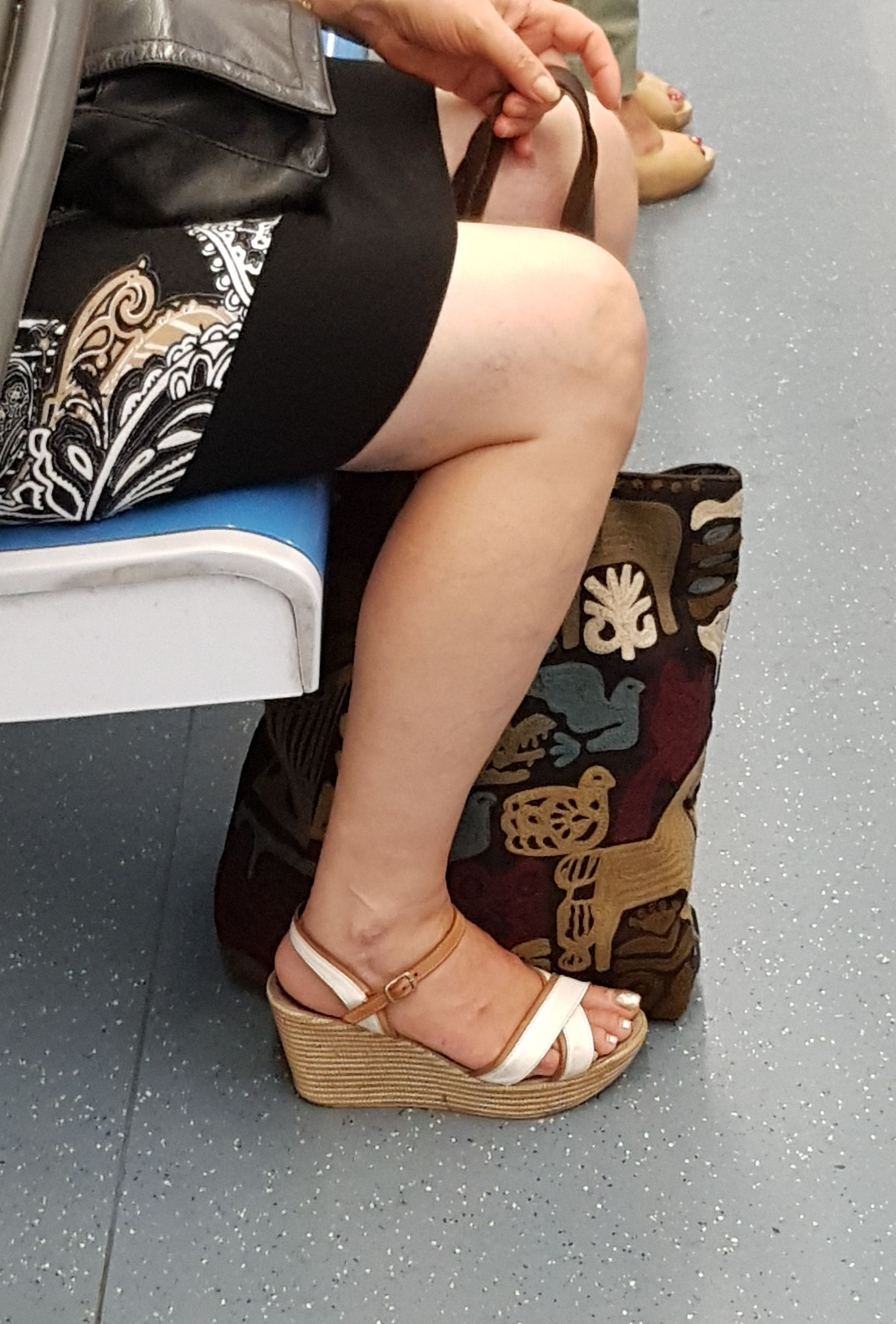 96970fbae Candid wedges mature  candidmature  sandals  wedges