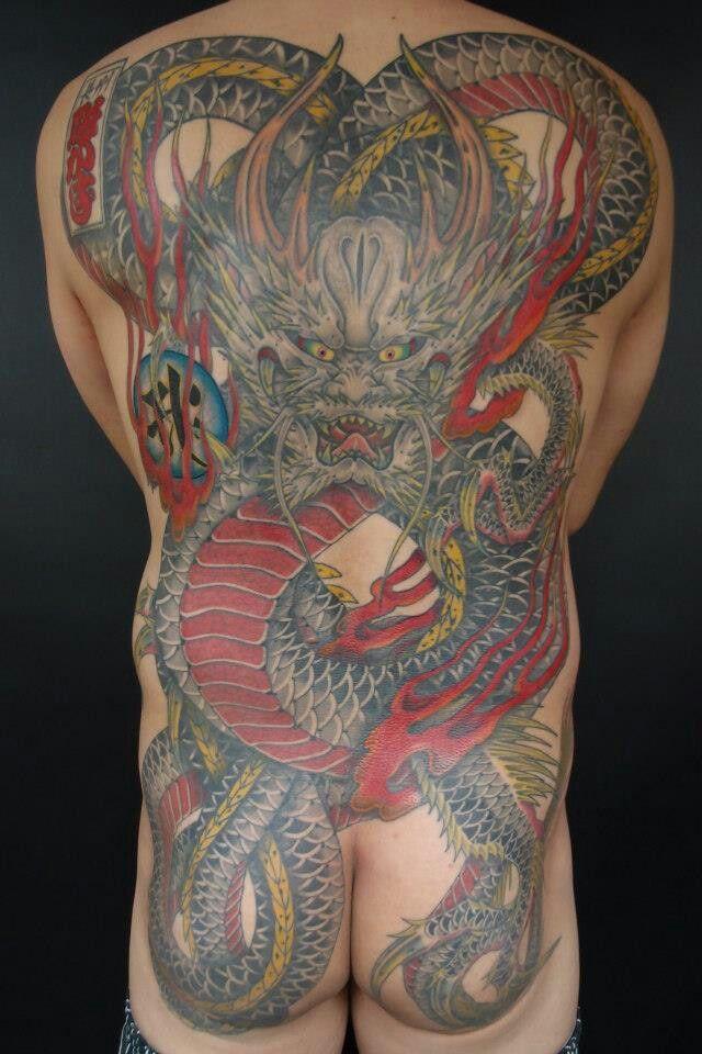 Choshu horikazu japan tattoo artist tattoo styles for Japanese tattoo artists