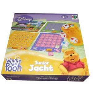 tweedehands spellen : Junior Jacht Winnie de Pooh