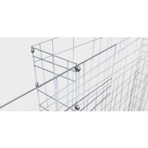 SCHERTZ GRILLAGES : Découvrez sur PAYSALIA 2015 (Stand n° 6E154) PLAYGRIDZ, une clôture « Made in France » affranchit de poteaux de soutien