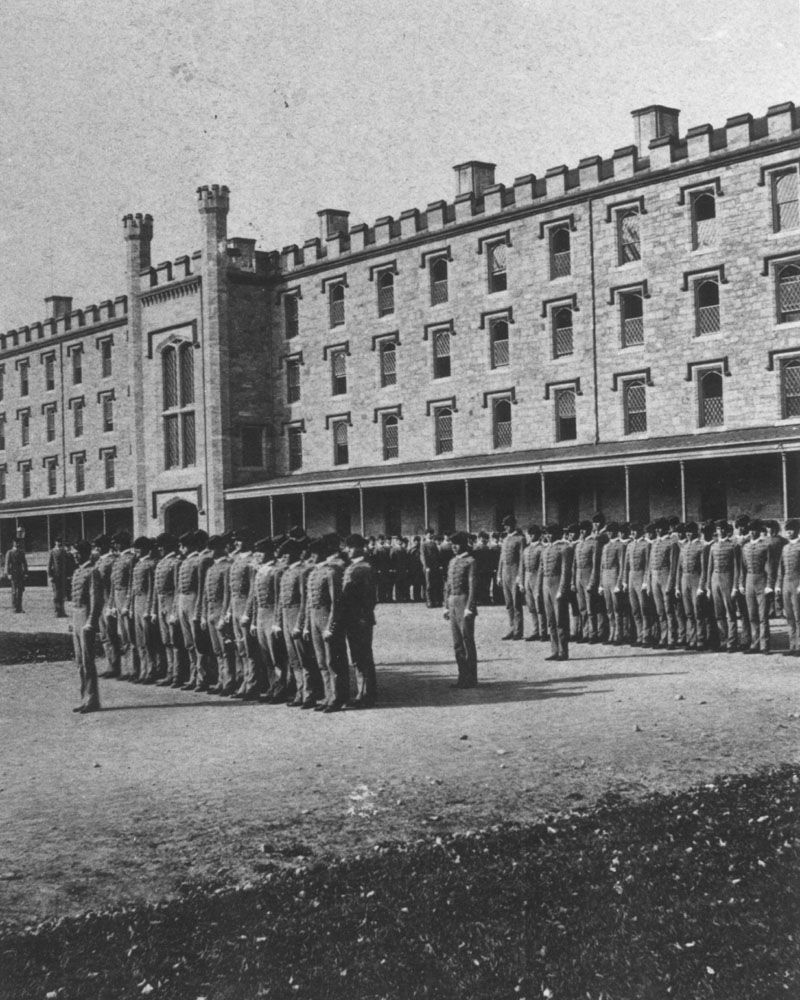 Image result for west point opened in 1802
