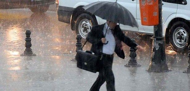 Meteorolojiden gelen uyarıya göre yağışlar geliyor.. #meteoroloji #yagis #uyari