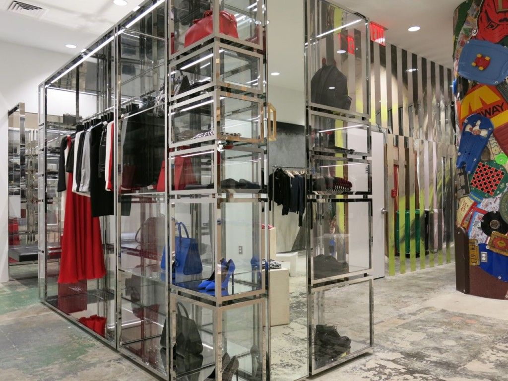 Dover street market store new york city retail design blog - Dover Street Market In New York Doversstore Designin New Yorkretail