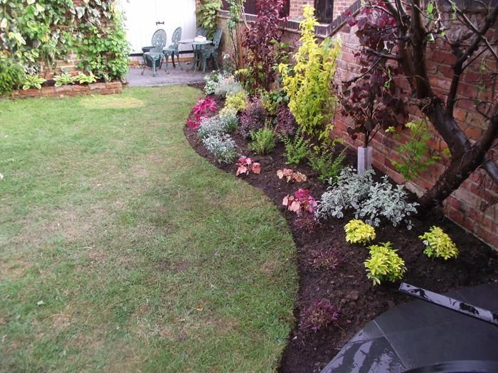 Garden Borders 37 Creative Lawn And Garden Edging Ideas