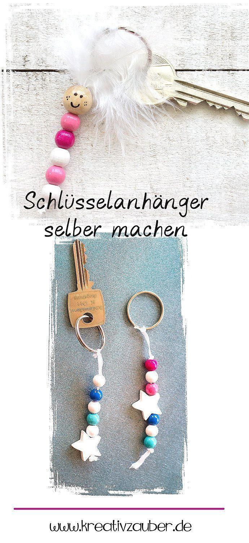 Photo of Schlüsselanhänger selber machen ★ Kreativzauber®