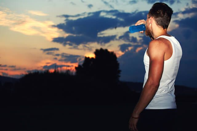 Evening workouts are better?