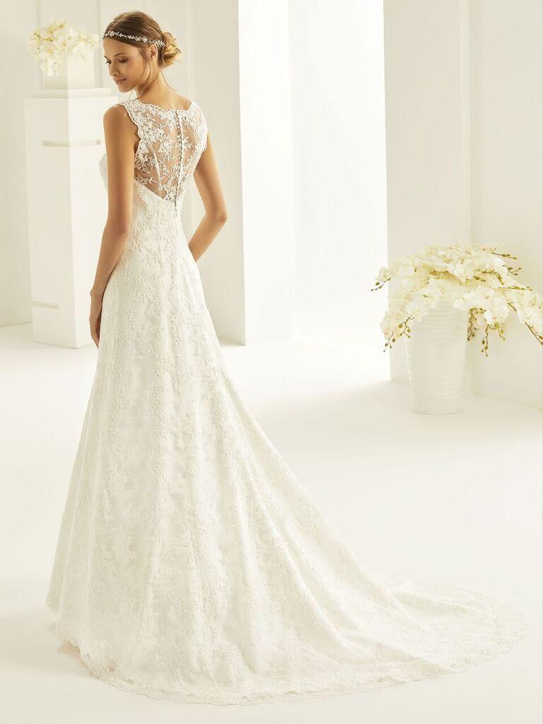 Trouwjurk Bianco Bridal Sabrina Wedding And Evening