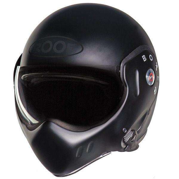 Roof Crash Helmets Review The Boxer Classic Casque Modulable Casque Casques