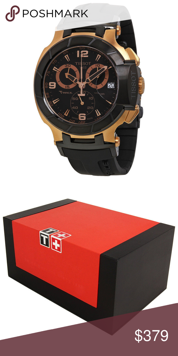 224c43150980 Mens Tissot Chronograph TS53 T-Race Watch BRAND - Tissot STYLE - T-Race