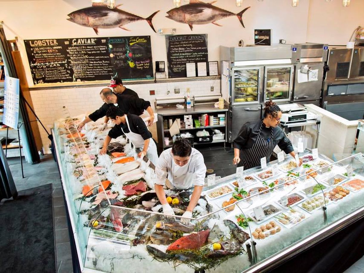 D C S Essential Seafood Restaurants In 2020 Seafood Restaurant Seafood Store Seafood Shop