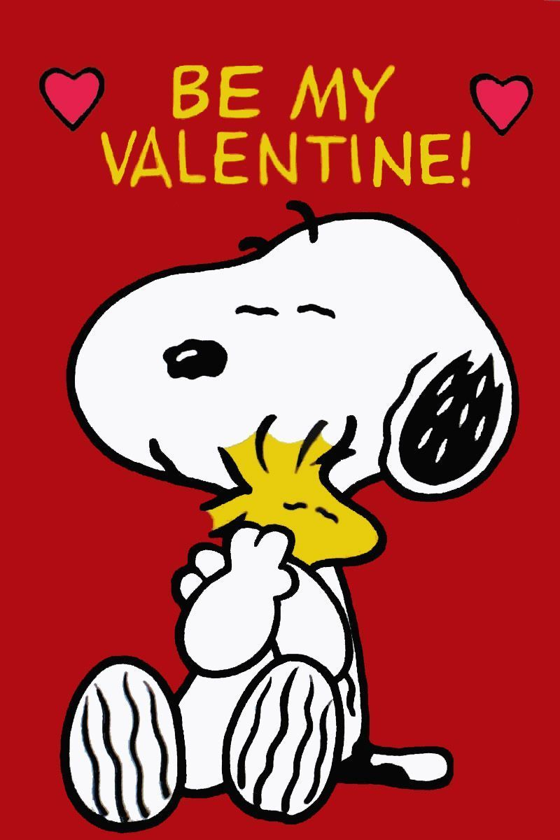Be my valentine snoopy pinterest snoopy charlie brown and