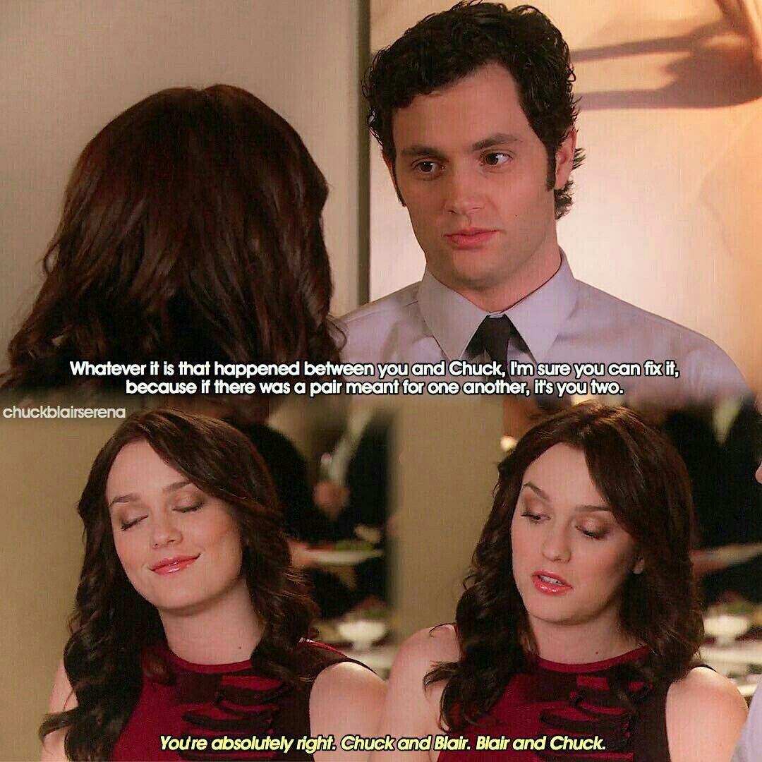 Dan and Blair #GossipGirl | Gossip girl, Chuck and blair, Girl