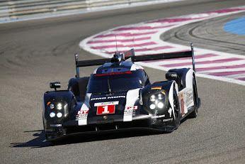 Porsche 919 Hybrid, team Timo Bernhard, Brendon Hartley