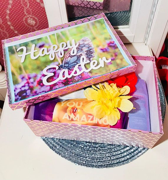 Easter youarebeautifulbox easter basket easter basket for girls easter basket easter basket for girls easter college care package easter decor religious care package easter and easter baskets negle Image collections