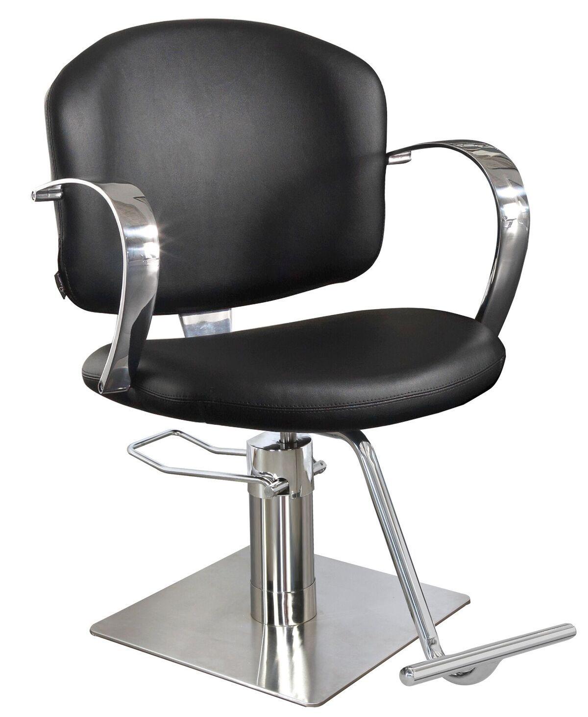 Modern barber chair - Maletti Globe Salon Chair