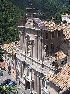 Abbazia della SS. Trinità della Cava - Cava de' Tirreni (Salerno)