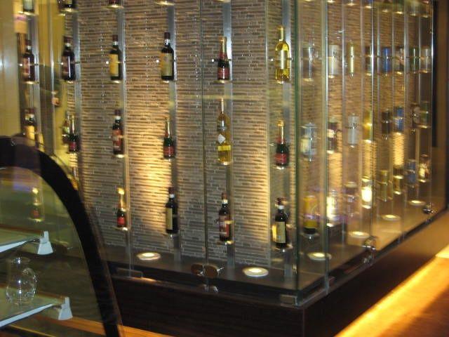 beam me  up bottles- add lighting?