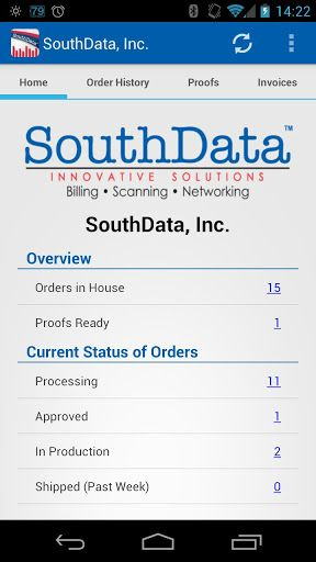 SouthData is a national outsourced business service provider - payment coupon books