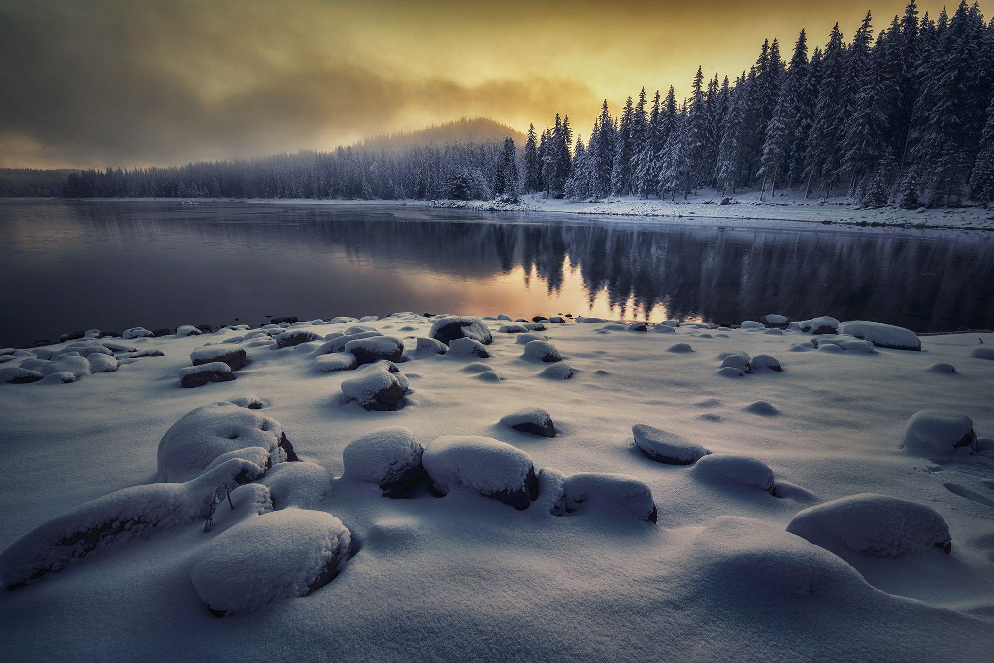 The First Snow Pejzazh Priroda Landscape Nature Snow Sunrise Pejzazh Priroda Landscape Nature Snow Sunrise Photographer Genad Nature Photography Landscape Photography Take Better Photos