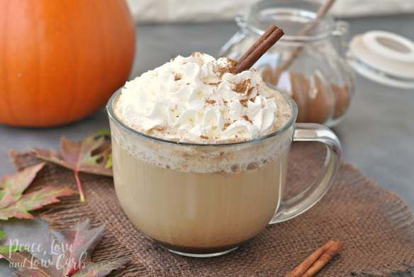 Pumpkin Spice Boosted Keto Coffee #pumpkinspiceketocoffee Low Carb Pumpkin Spice Latte #pumpkinspiceketocoffee