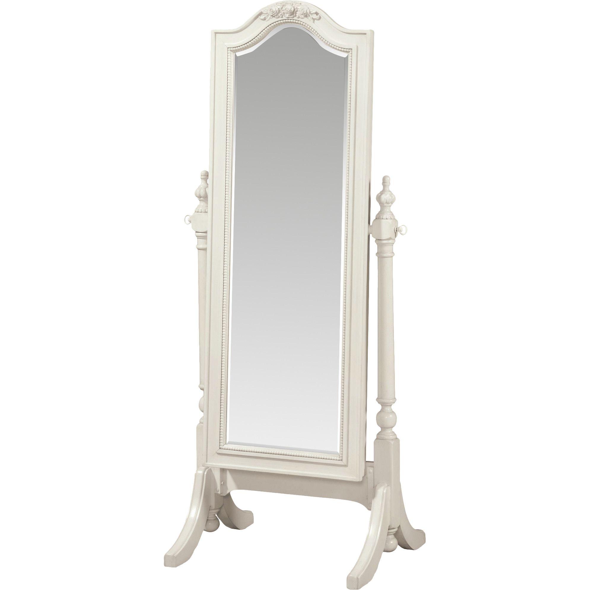 SmartStuff Furniture Gabriella Cheval Storage Mirror