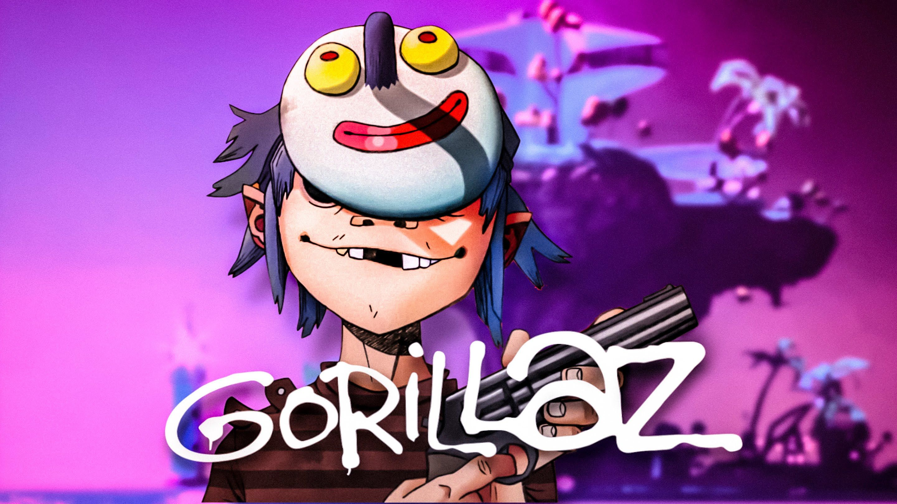 A Look at How the Virtual Band Gorillaz Deconstructed