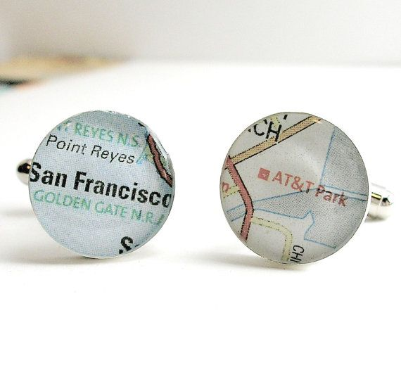 World Series Champions 2010 San Francisco Giants Vintage Map