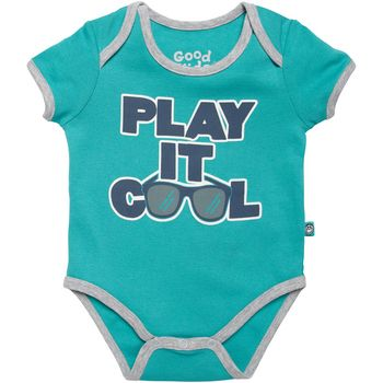 Life Is Good Play It Cool One Peace Infant Onsie